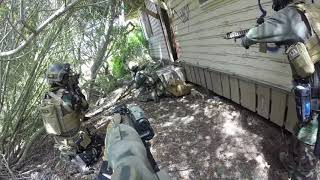 Fort Ord Airsoft action: Operation Tombstone 5-20-2017