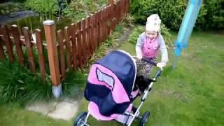Влог детский видео для детей как дети играют домашние животные собака и дети видео