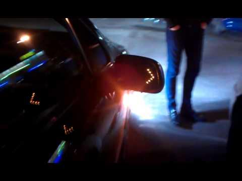 Поворотники Peugeot 407