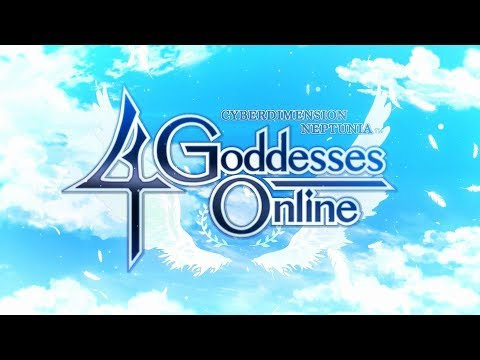 Cyberdimension Neptunia: 4 Goddesses Online (PS4, Playthrough) Part 1: A New Adventure Awaits!