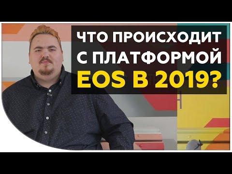 Платформа EOS. Куда движется развитие платформы и что с ней происходит? EOS новости от Cryptonet