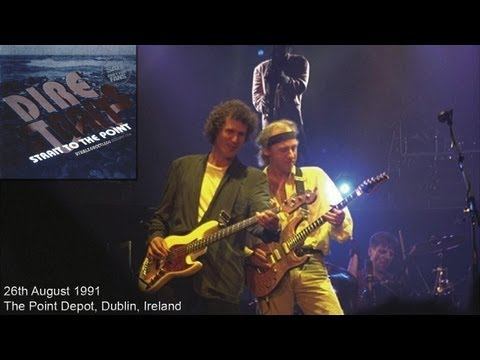 """Dire Straits """"On every street"""" 1991-08-26 Dublin AUDIO ONLY"""