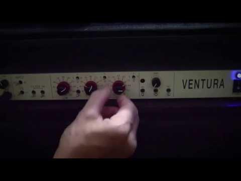Ventura MIC PREAMP/EQUALIZER