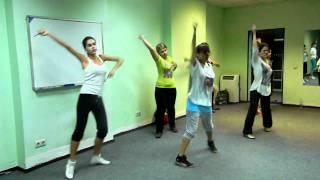 Танцы в стиле Майкла Джексона. 2-е занятие.