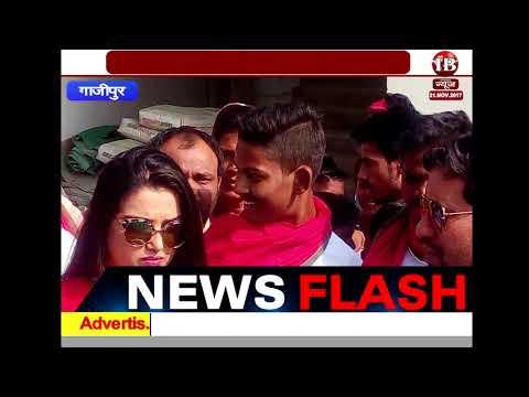 गाजीपुर: सैदपुर नगरपंचायत अध्यक्ष पद की सीट को जीत ने के लिए विधायक सुबाष पासी ने झोकी ताकत