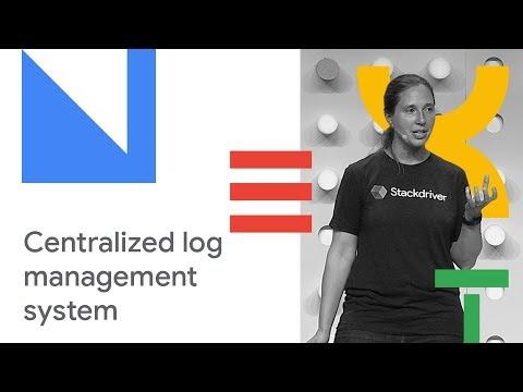 Centralized Logging Solution for Google Cloud Platform (Cloud Next '18)