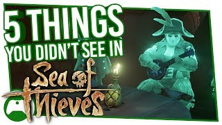Sea Of Thieves - Pigs, Forts And 5 Features You Didn