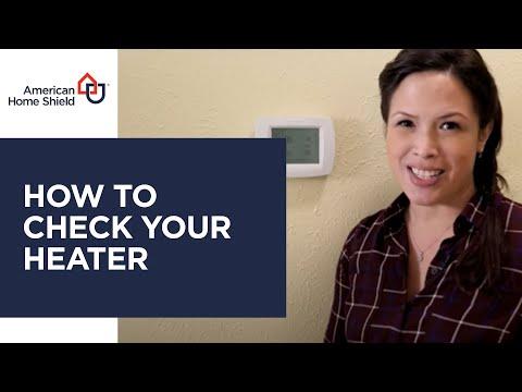 Heating Repair & Maintenance - Checking Your Heater