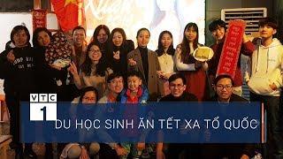 Du học sinh Việt ăn Tết từ xa cùng gia đình | VTC1