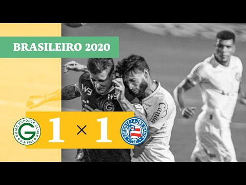 Goias Bahia Goals And Highlights