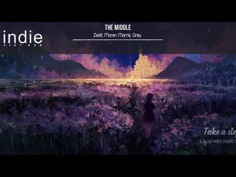 [Vietsub+Lyrics] Zedd, Maren Morris, Grey ‒ The Middle