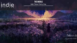 Video [Vietsub+Lyrics] Zedd, Maren Morris, Grey ‒ The Middle download MP3, 3GP, MP4, WEBM, AVI, FLV Maret 2018