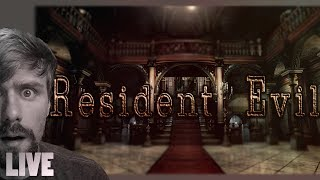 KNIFE ONLY CHRIS REDFIELD RUN Resident Evil Remastered Walkthrough Gameplay Part 2 PS4 HD