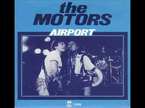 The Motors  Airport 1978