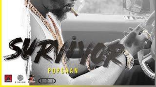 Popcaan - Survivor | Official Lyrics Video | April 2021