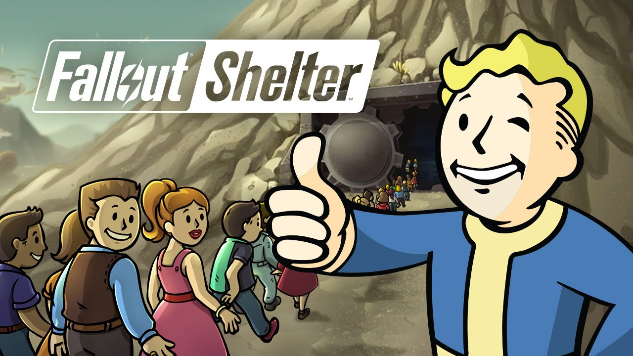 لعبه Fallout Shelter v1.6.1 مهكره جاهزه (تحديث)