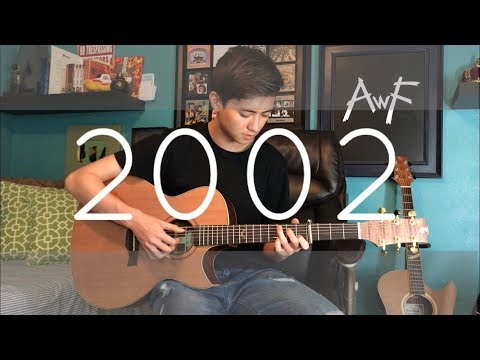 Anne-Marie - 2002 - Cover (finger style guitar)