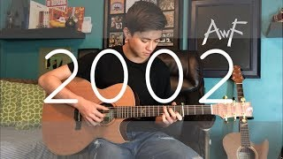 Anne-Marie - 2002 - Cover (finger style guitar) Video