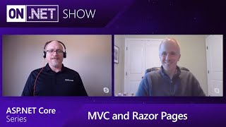 ASP.NET Core Series: MVC and Razor Pages