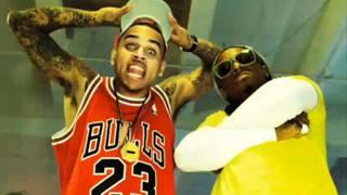 Lil Wayne Feat. Chris Brown & Big Sean - My Last (Hands Up)