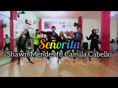 Shawn Mendes Camila Cabello ‒ Señorita  ZUMBA  FITNESS  At D&39;One Studio Balikpapan