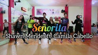Shawn Mendes Camila Cabello ‒ Señorita | ZUMBA | FITNESS | At D'One Studio Balikpapan