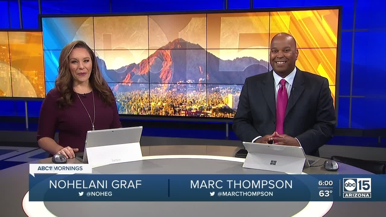 Download Full Show: ABC15 Mornings | October 23, 6am