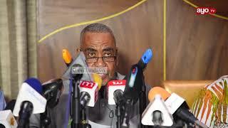 BREAKING: TAMKO LA VIONGOZI WAKUU WA VYAMA VYA SIASA TANZANIA