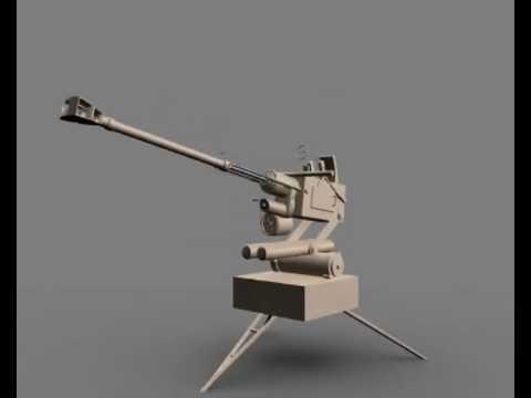 Bofors Animation