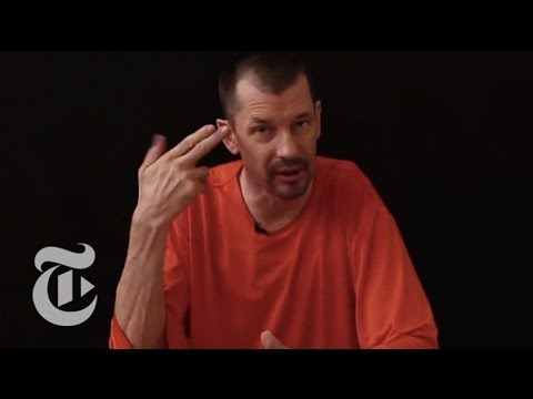 The Cantlie Tape and ISIS' Strategy | Times Minute | The New York Times