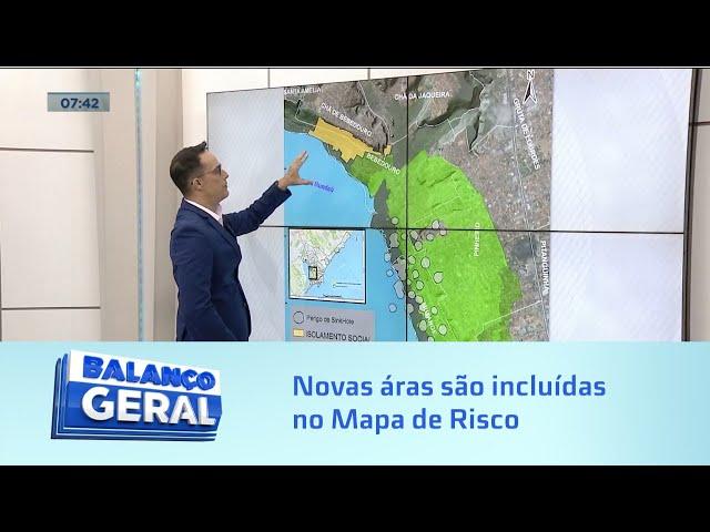 Flexal de Cima, Flexal de Baixo e Rua Marquês de Abrantes serão incluídas no Mapa de Risco