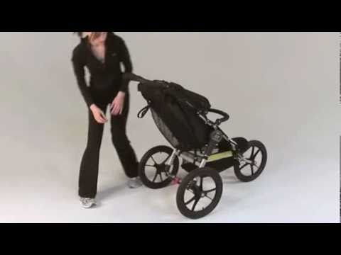 BABY JOGGER F.I.T. Jogger Stroller Overview