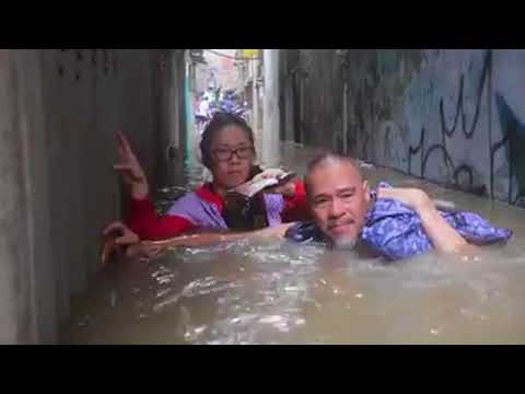 Live video of Typhoon in Macau 2017