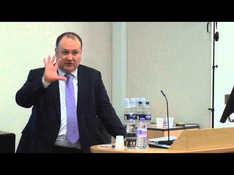 Stephen Rigley, Acting Deputy Editor, The Sunday Express
