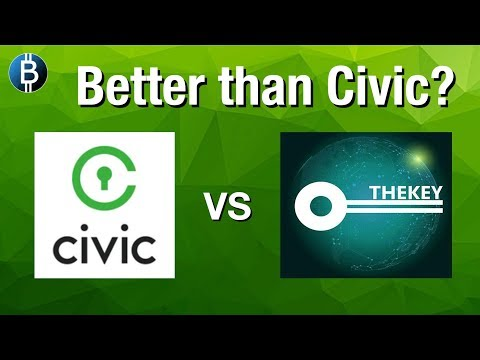 Sell Your Civic And Buy TheKey Instead?! Currently $0.01! (TheKey Crypto Coin Review)