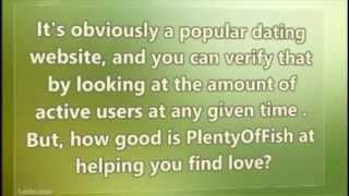 PlentyOfFish review