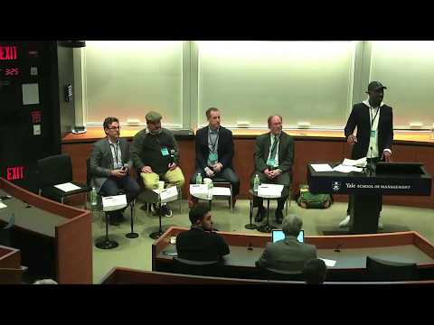 Yale BLC '18 Sustainability and Innovation in Cultivation Panel