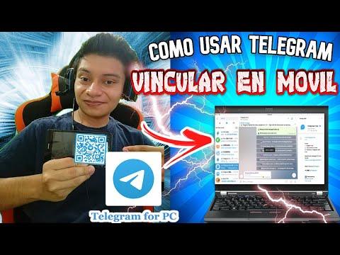 ✅ Como Utilizar Telegram Web En La Computadora 2021 | Aplicación Telegram Vinculada Con El Móvil 🔵