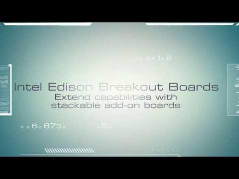 An Ultra Small, WiFi Enabled, Computing Platform. Intel® Edison
