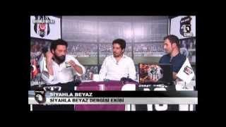 Ahmet Feyzi Yücer Beşiktaş Forma Aşkı Koleksiyonu Kartal Bakışı TV