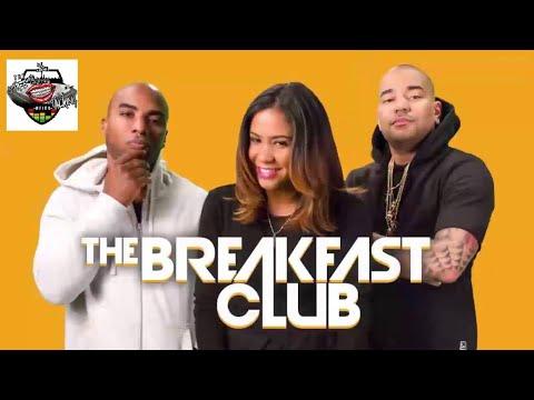 The Breakfast Club On Revolt TV. (Wednesday 3-21-2018)