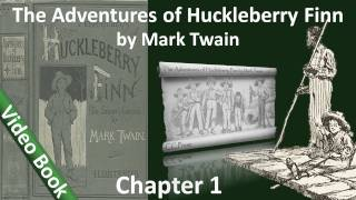 Baixar The Adventures of Huckleberry Finn by Mark Twain - Chapter 01 - I Discover Moses and the Bulrushers