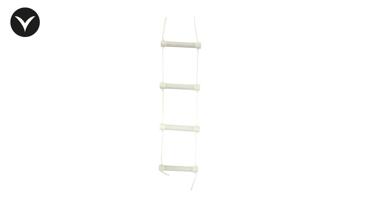 bed rope ladder youtube. Black Bedroom Furniture Sets. Home Design Ideas