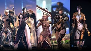 TERA Character Customisation