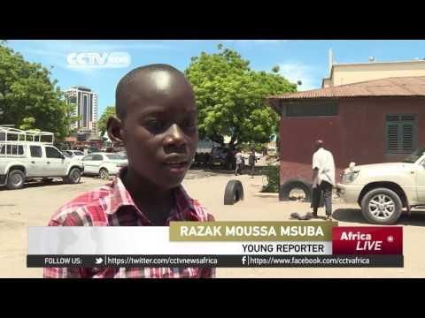 Young Tanzanians make their voices heard