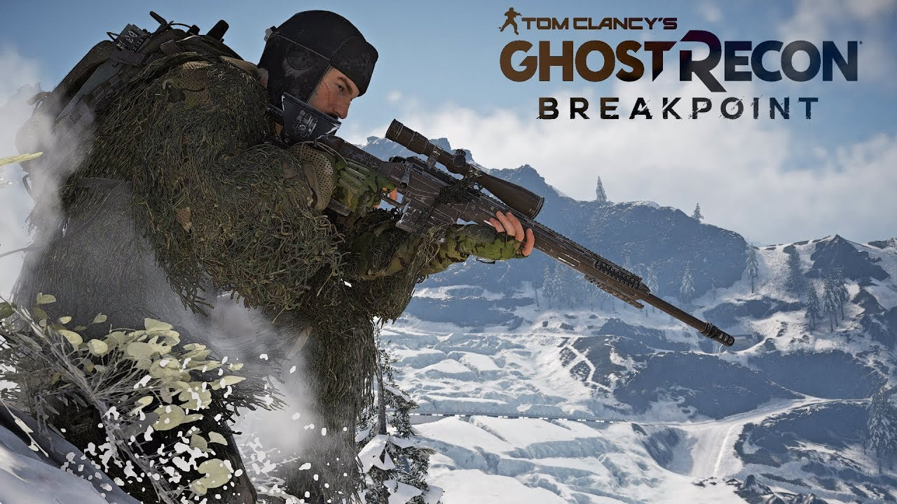 Ghost Recon Breakpoint - Stealth Ghillie Suit