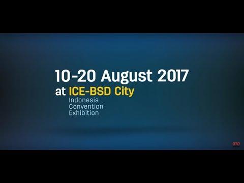 GAIKINDO Auto Show Jakarta 10-20 Agustus 2017