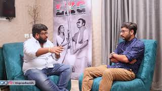 """ You called me a Fraudster\"" A heated interview with LKG RJ Balaji !"