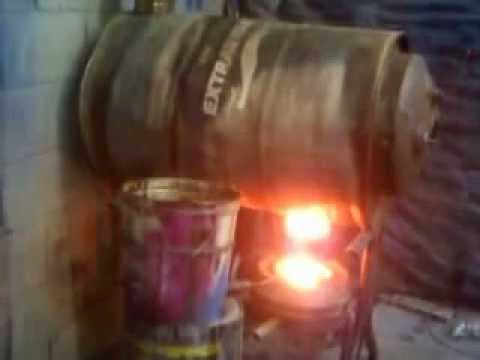 Cocina al horno con aceite usado de auto youtube - Aceite usado de cocina ...