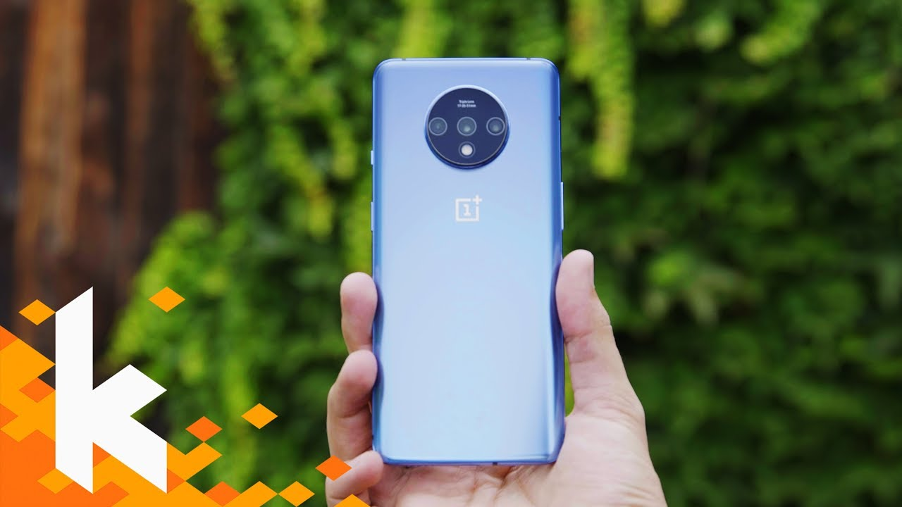 DAS Android-Smartphone: OnePlus 7T (review)